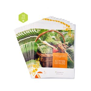 Picture of Youngevity 2019 Nutrition Catalog 10-Pack